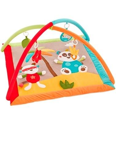 Baby Fehn Oyun Halısı Renkli